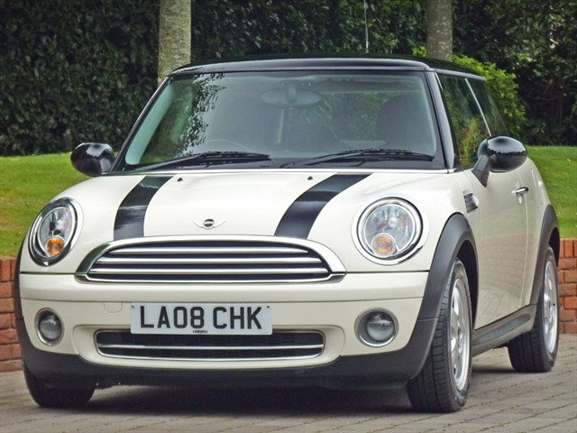 used MINI Hatch ONE AUTOMATIC in dorset