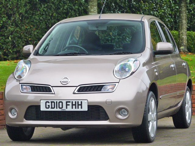 used Nissan Micra N-TEC in dorset