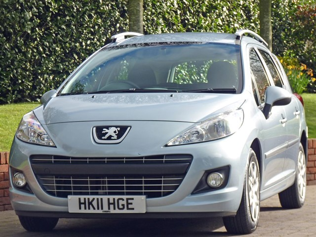 used Peugeot 207 SW ACTIVE in dorset