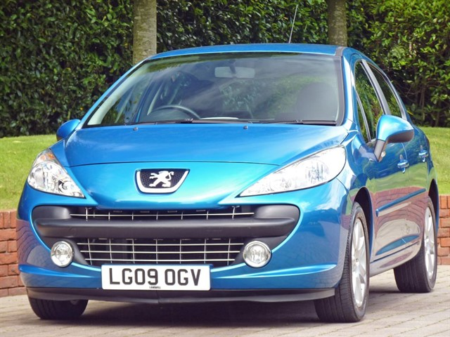 used Peugeot 207 SPORT Automatic in dorset