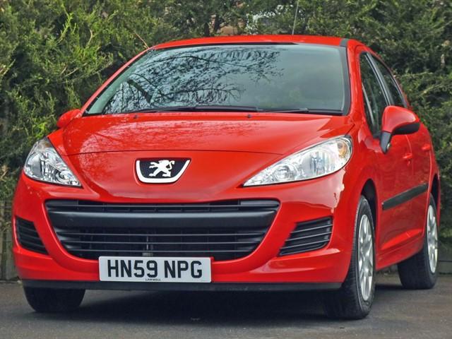 used Peugeot 207 1.4 S in dorset