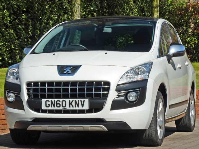 used Peugeot 3008 1.6 HDI EXCLUSIVE  in dorset