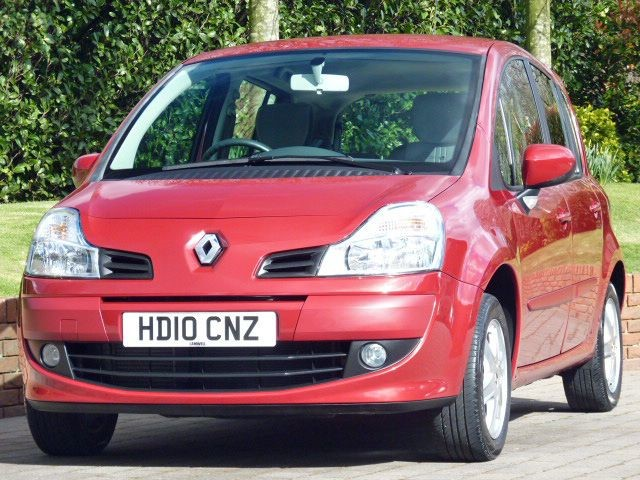 used Renault Grand Modus DYNAMIQUE TCE in dorset