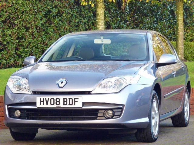 used Renault Laguna DYNAMIQUE DCI in dorset