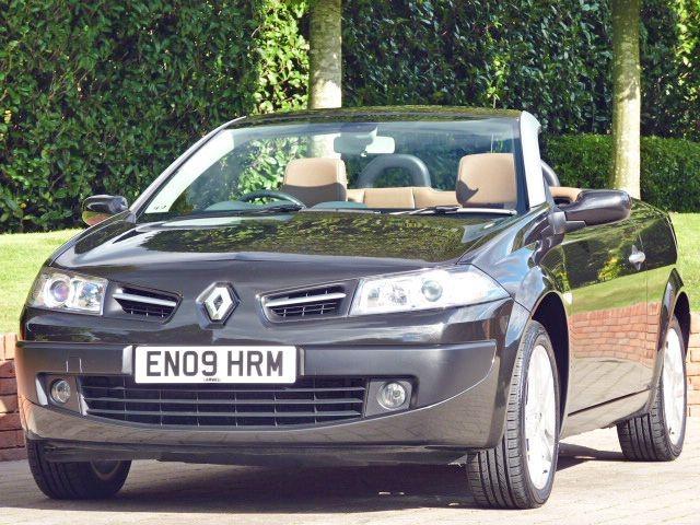 used Renault Megane DYNAMIQUE S VVT in dorset