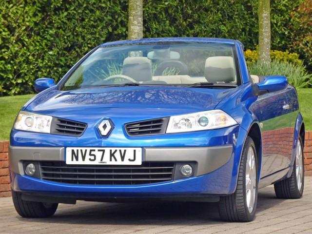 used Renault Megane PRIVILEGE VVT in dorset