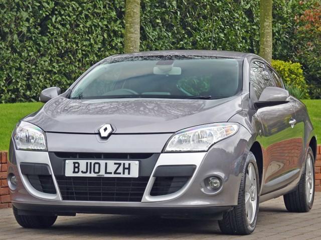 used Renault Megane 1. 6 VVT DYNAMIQUE  in dorset