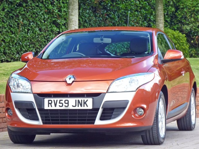 used Renault Megane 1.6 VVTi EXPRESSION  in dorset