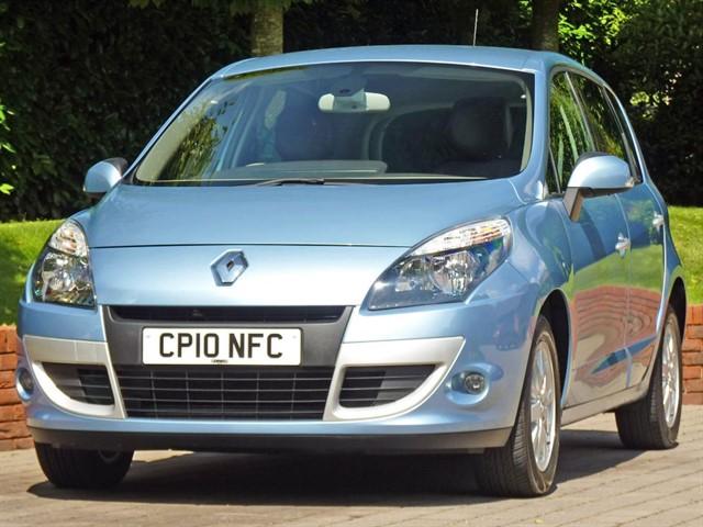 used Renault Scenic PRIVILEGE TOMTOM DCI in dorset