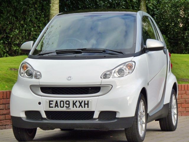 used Smart Car Fortwo Coupe PASSION in dorset