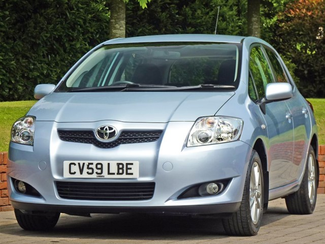 used Toyota Auris 1.4 TR VVT-I  in dorset