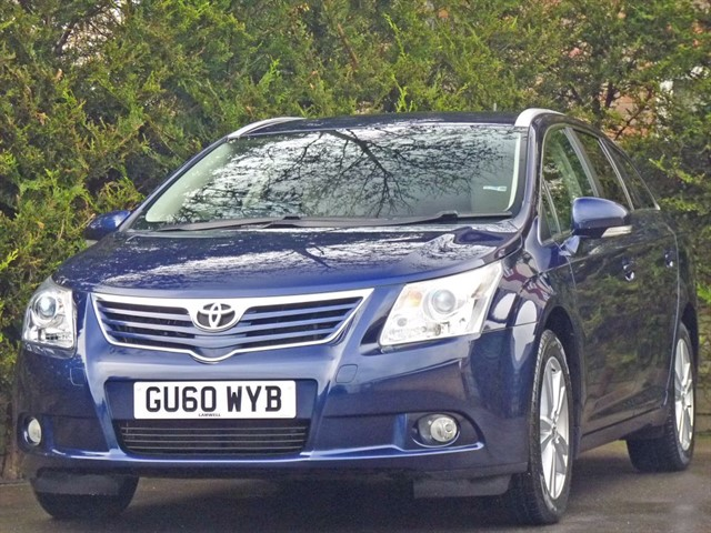 used Toyota Avensis T4 D-4D ESTATE in dorset
