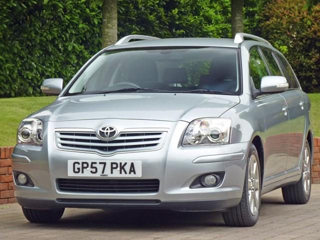 used Toyota Avensis 1.8 TR TOURER VVT-I in dorset