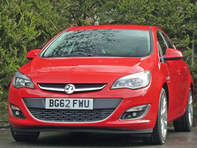 used Vauxhall Astra SRI 2.0 CDTI  in dorset