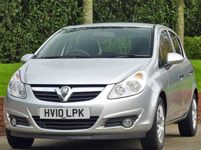 used Vauxhall Corsa ENERGY in dorset