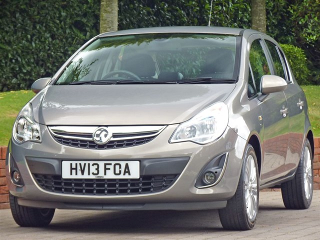 used Vauxhall Corsa 1.2 SE in dorset