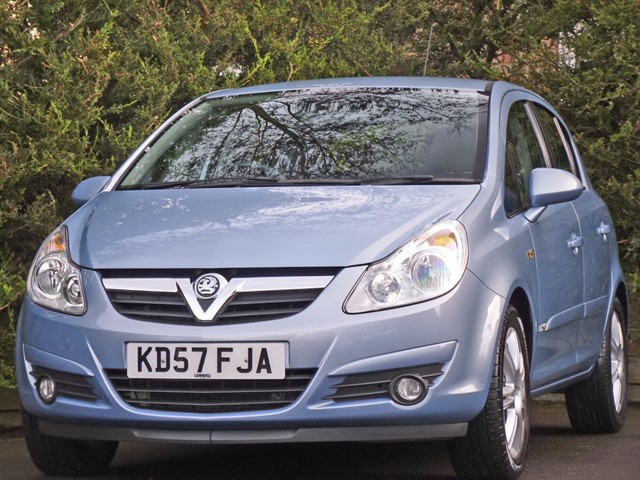 used Vauxhall Corsa 1.4 DESIGN AUTOMATIC in dorset