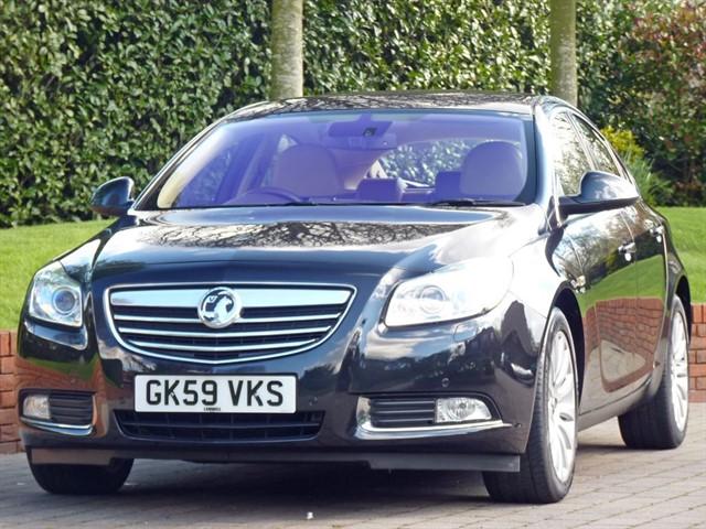 used Vauxhall Insignia 2.0 CDTI ELITE NAV  in dorset