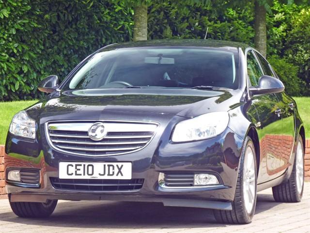 used Vauxhall Insignia 1.8 EXCLUSIV in dorset