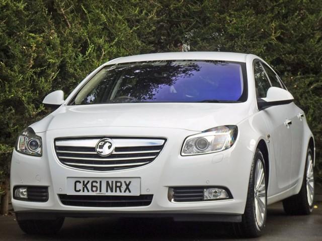 used Vauxhall Insignia ELITE in dorset