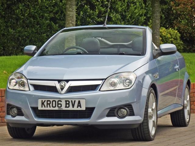 used Vauxhall Tigra Sport in dorset