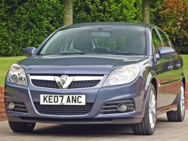 used Vauxhall Vectra VVT SRI in dorset
