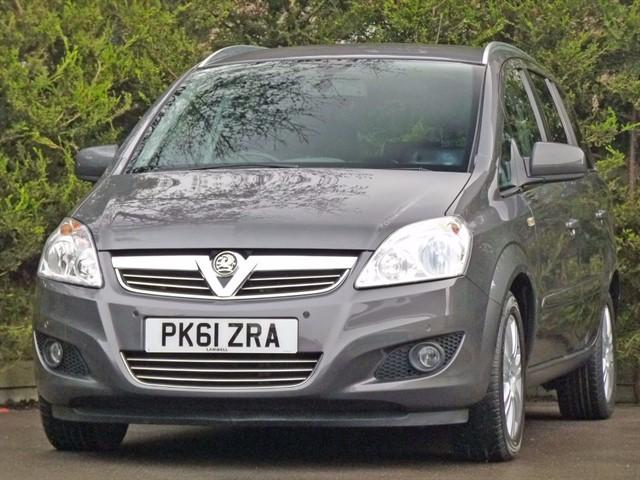 used Vauxhall Zafira  1.7 CDTI ELITE in dorset