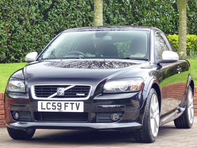 used Volvo C30 R-DESIGN SE in dorset