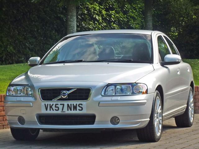 used Volvo S60 D5 SPORT Auto in dorset