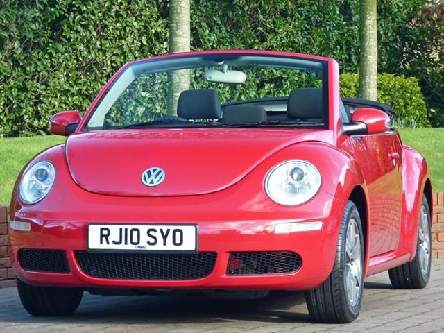 used VW Beetle LUNA 16V in dorset