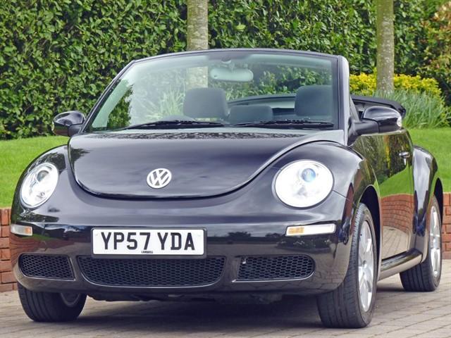 used VW Beetle LUNA in dorset