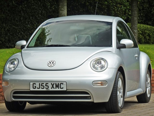 used VW Beetle 1.6 in dorset