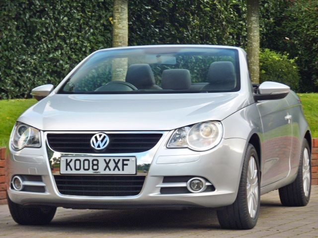 used VW Eos TSI in dorset