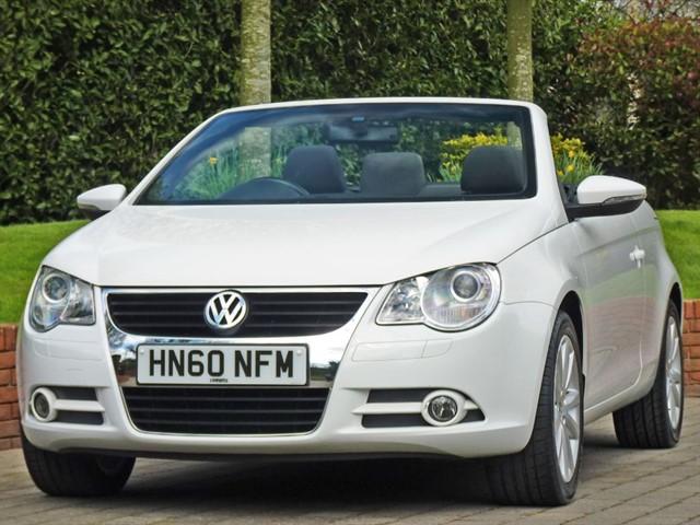 used VW Eos SE TSI in dorset
