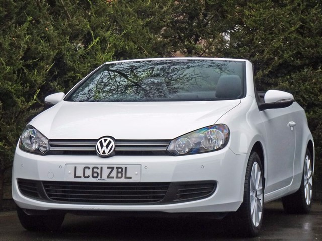 used VW Golf 1.6 SE TDI BLUEMOTION TECHNOLOGY in dorset