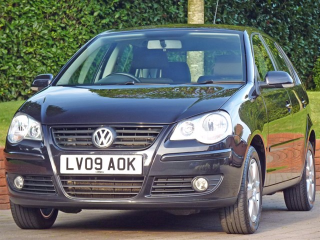 used VW Polo 1.4 MATCH in dorset