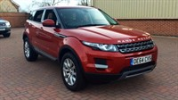 Used Land Rover Range Rover Evoque SD4 Pure 5dr (9) (Tech Pac