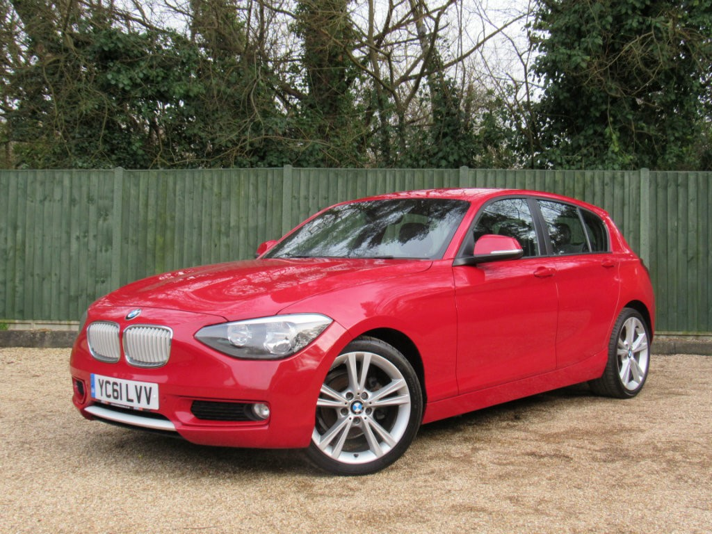 used red bmw 118d for sale dorset. Black Bedroom Furniture Sets. Home Design Ideas