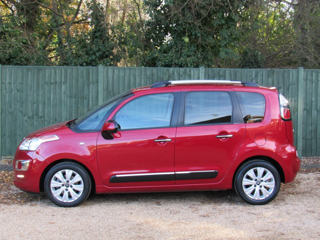 used red citroen c3 picasso for sale dorset. Black Bedroom Furniture Sets. Home Design Ideas