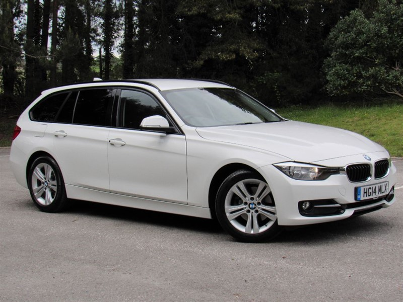 used BMW 320d SPORT TOURING in in-dorset