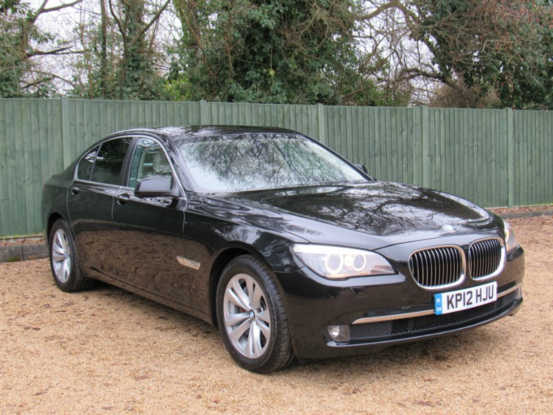 used BMW 730d 7 Series SE 4dr in in-dorset