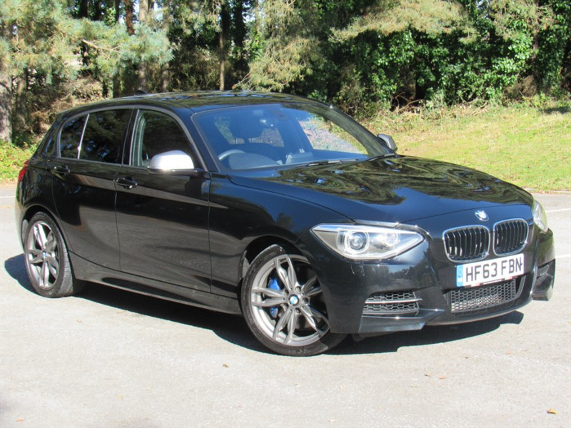 used BMW M135i 1 Series M Sports Hatch 5dr (start/stop) in in-dorset