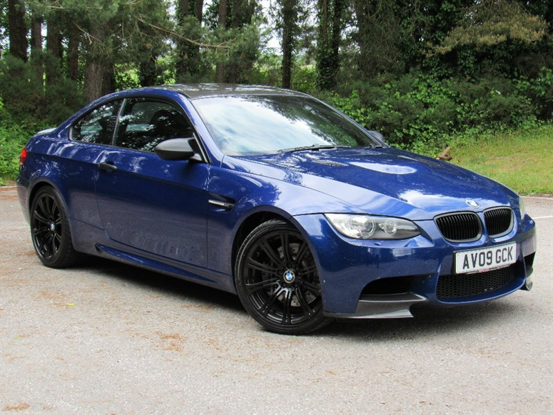 used BMW M3 V8 DCT 2dr in in-dorset