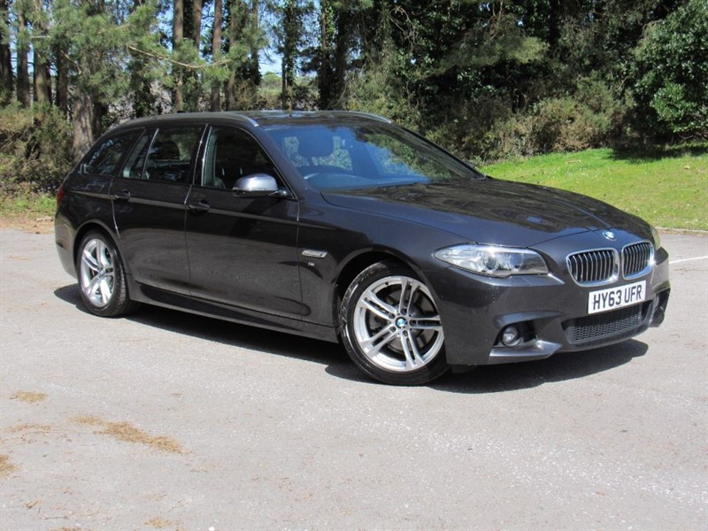 used BMW  5 Series M SPORT TOURING in in-dorset