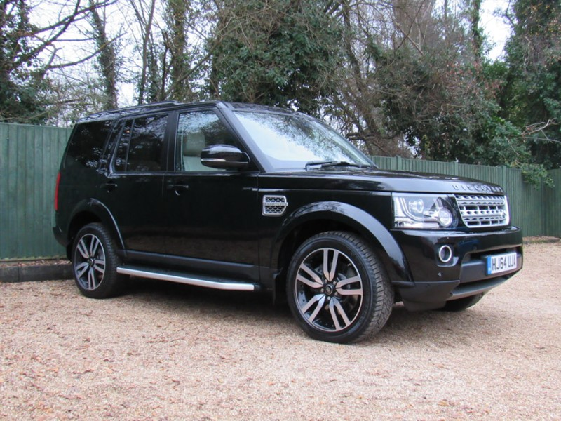 used Land Rover Discovery 4 SD V6 HSE 5dr (start/stop) in in-dorset