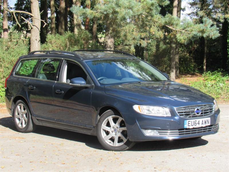 used Volvo V70 1.6 TD D2 SE Lux Estate Powershift 5dr (start/stop) in in-dorset