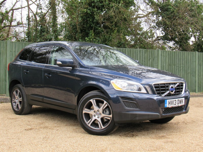 used Volvo XC60 D4 SE Lux Geartronic AWD 5dr in in-dorset