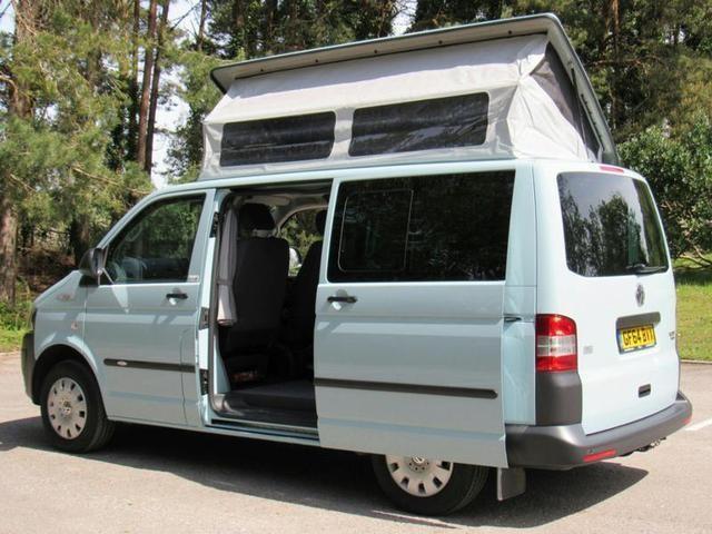 used VW Campervan Transporter T5 2.0TDi T30  in in-dorset