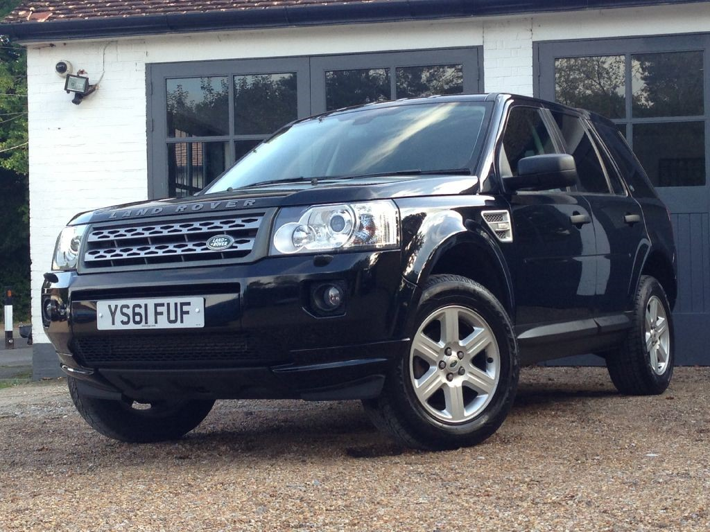 used java black land rover freelander for sale west sussex. Black Bedroom Furniture Sets. Home Design Ideas