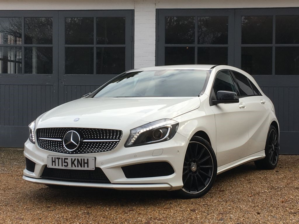 used cirrus white mercedes a200 for sale west sussex. Black Bedroom Furniture Sets. Home Design Ideas